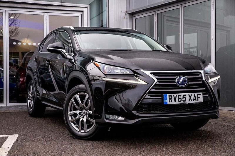 Lexus NX 300h 2.5 Luxury LEXUS NAVIGATION+REVERSE CAMERA